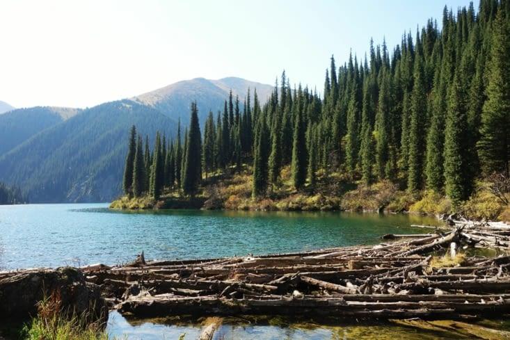 Le deuxième lac / The second lake