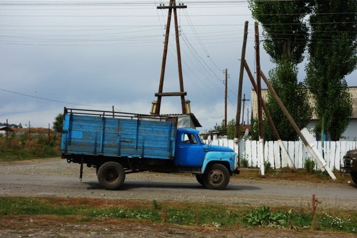 Vieux camion / Old truck