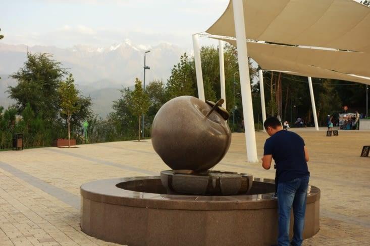 Almaty : le père des pommes / Almaty : father's appel