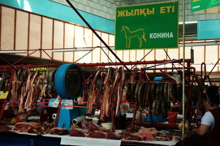 Boucherie chevaline / Horse butcher