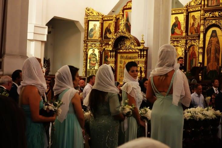 Cérémonie de mariage / Wedding ceremony