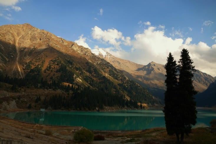 Grand lac d'Almaty / Big Almaty Lake 2