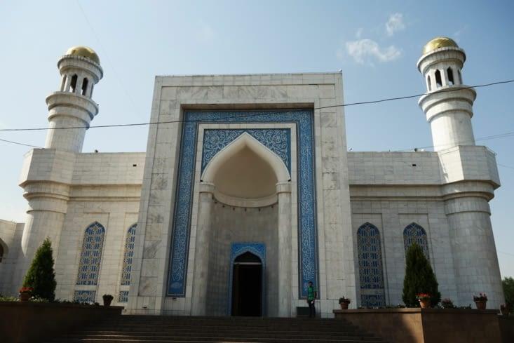 Grande mosquée d'Almaty / Great mosque of Almaty