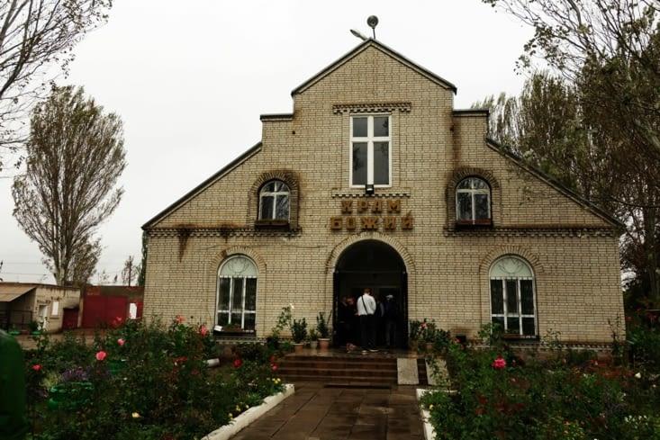Eglise de Tokmok / Tokmok church
