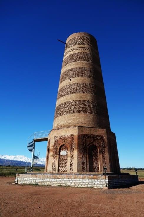 La tour Burana / Burana tower