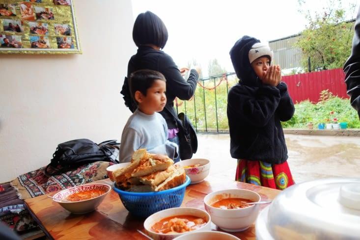 Repas / Lunch