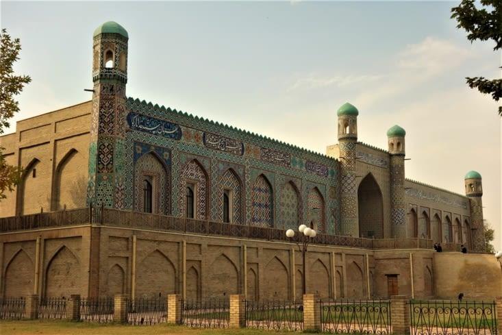 Palais du Khan / Khan's palace
