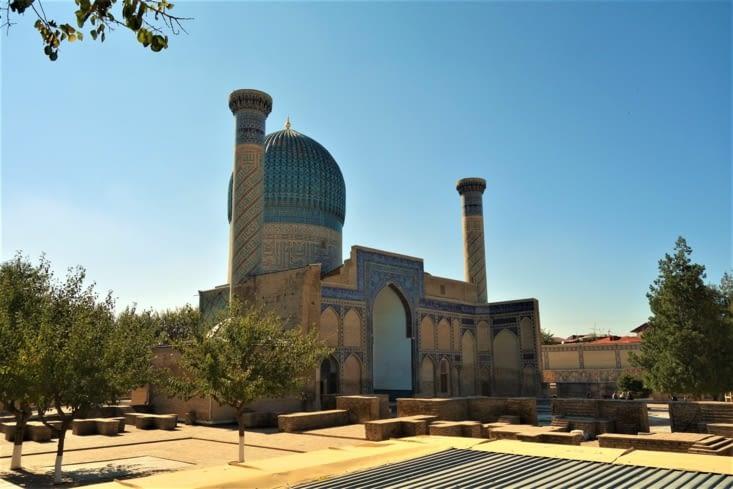 Amir Temur mausolée / mausoleum