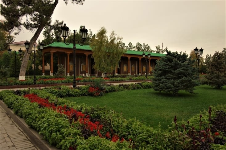 Jardin public / Public garden