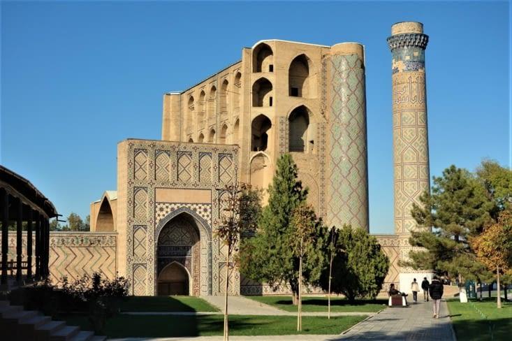 Mosquée Bibi Kharym