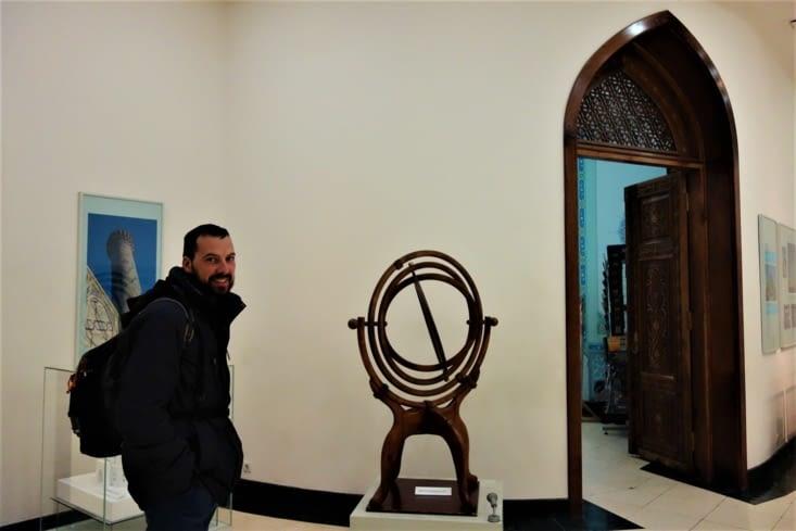 Musée de l'observatoire d'Ulugh beg / Ulugh beg observatory museum