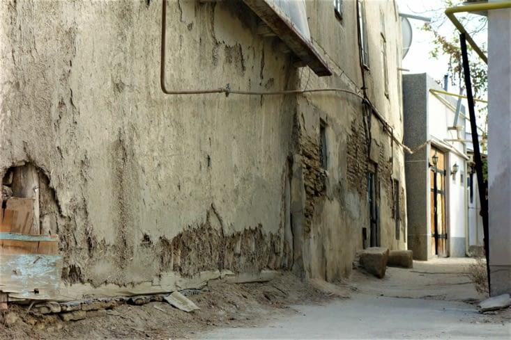 Dans les petites rues de Bukhara / In the narrow streets of Bukhara