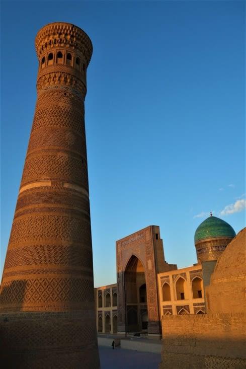 Le minaret Kalân / The Kalân minaret