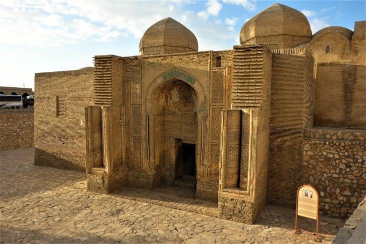 Mosquée Magoki-Attor / Magoki Attor Mosque