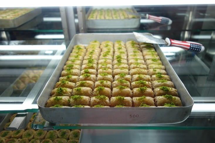 Baklava turc / Turkish delights