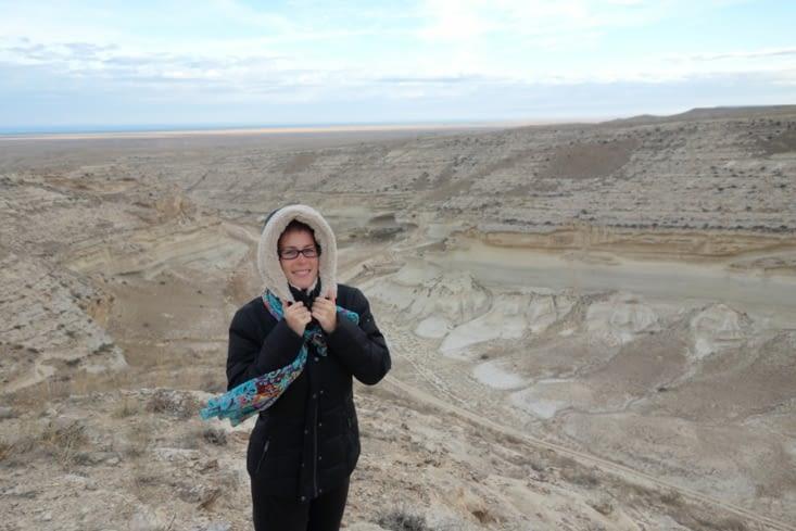 Dans le désert / In the desert