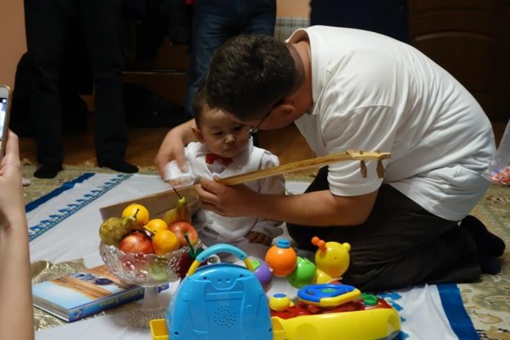 Le bébé / The baby