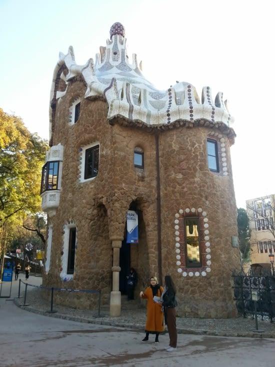 La maison du gardien évoque des contes enfantins