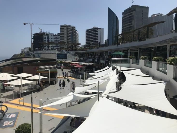 Centre commercial Larcomar