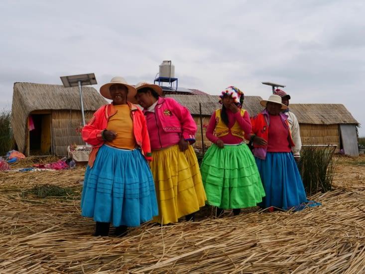 Les femmes de l'île Titipaka