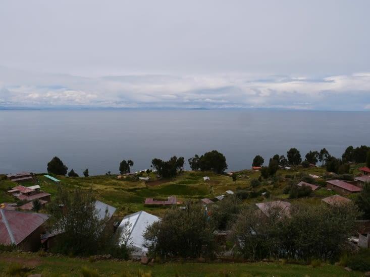 L'île de Taquile compte un peu plus de 1300 habitants
