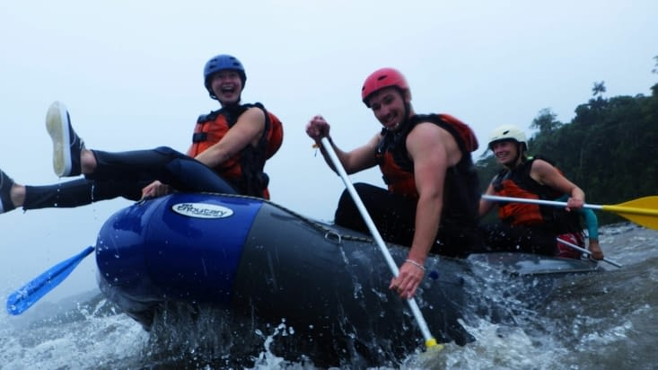 Rafting II
