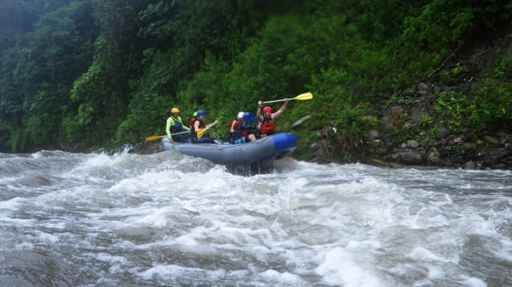 Rafting III