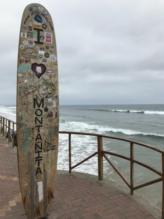 Le surf à Montanita est sacré