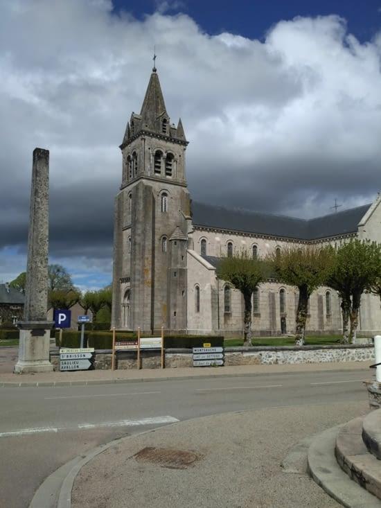 L'église Sainte Amélie, qui l'eut cru 😉