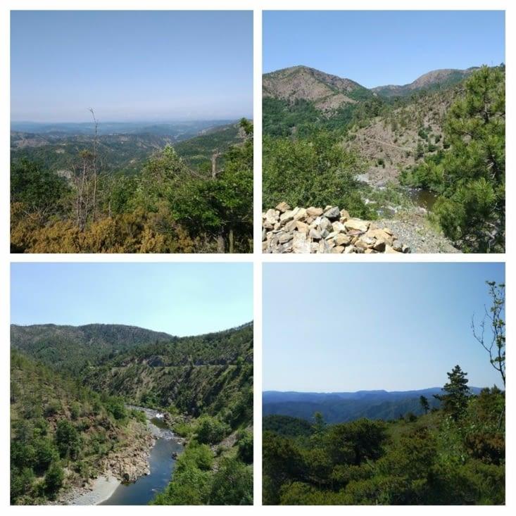 Magnifique Parc dans les Apennins
