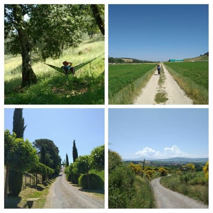 Encore une fois la Toscane est vraiment belle !