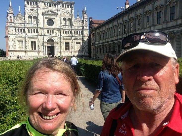 Pause culture Chartreuse de Pavia