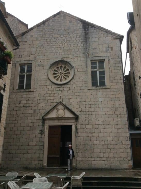 Flânerie dans Kotor