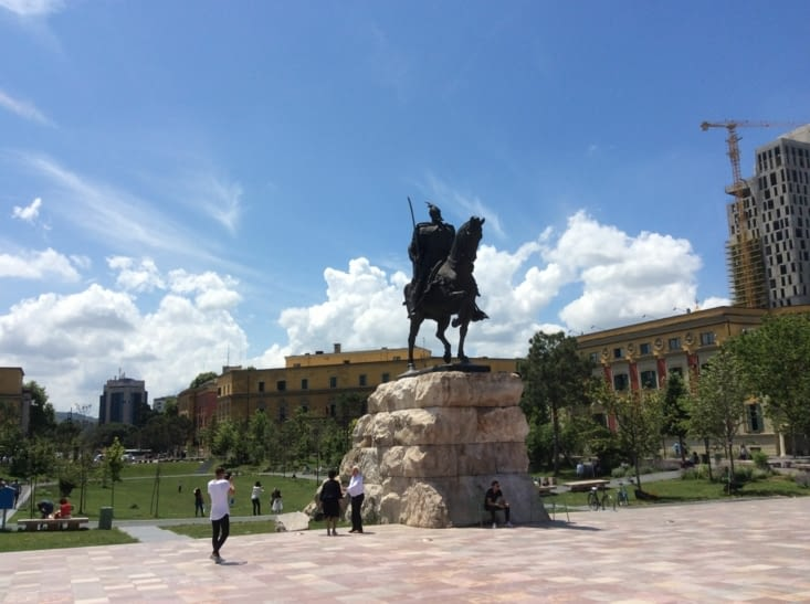 Place Scanderbeg