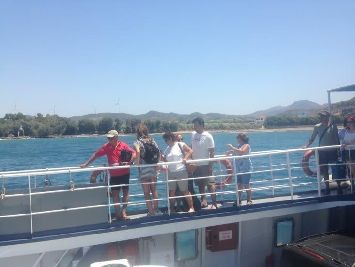 Ferry pour Datça