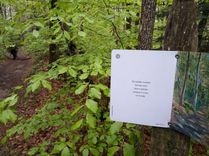 Le bois poète