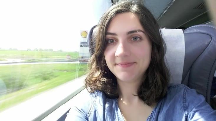 Le lendemain matin : dans le bus pour Istanbul