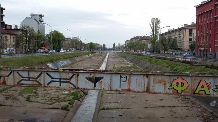 Loin à l'Ouest sur le boulevard Slivnitsa