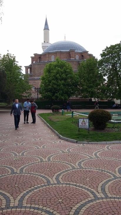 Mosquée Banya Bachi (période ottomane)