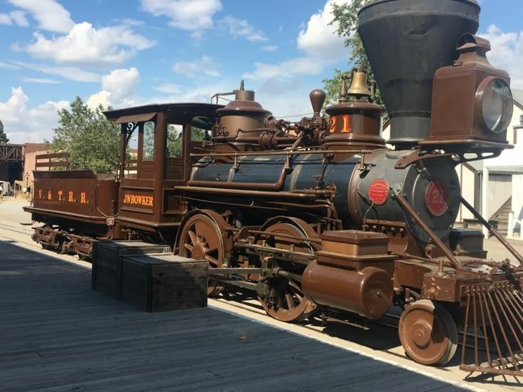 Petite locomotive