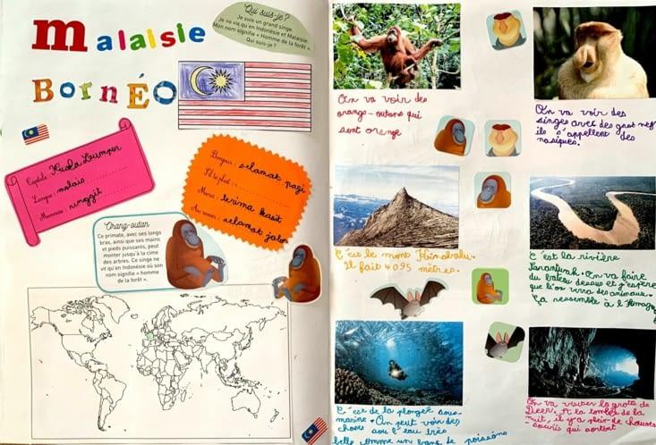 Malaisie - Bornéo