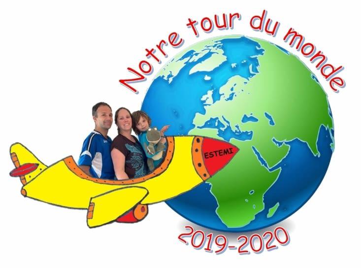 Notre tour du monde
