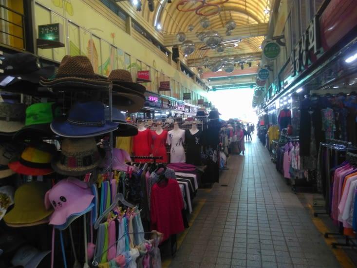 Myeongdong, le quartier shopping