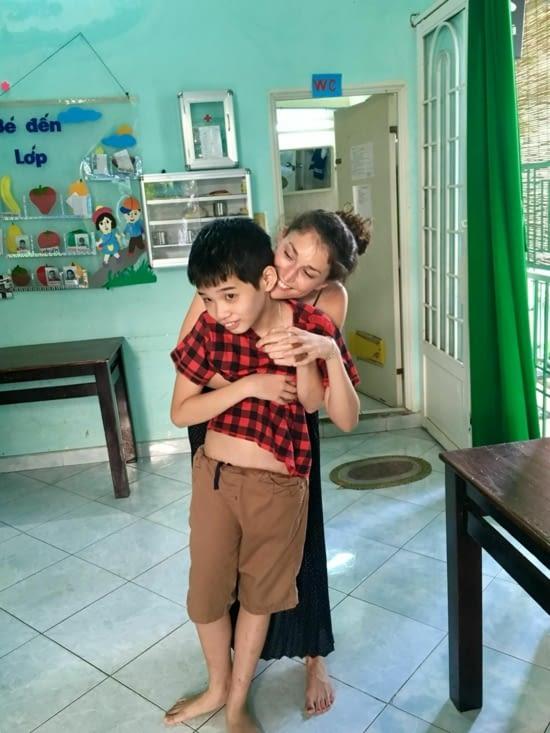 Mathilde et Khong