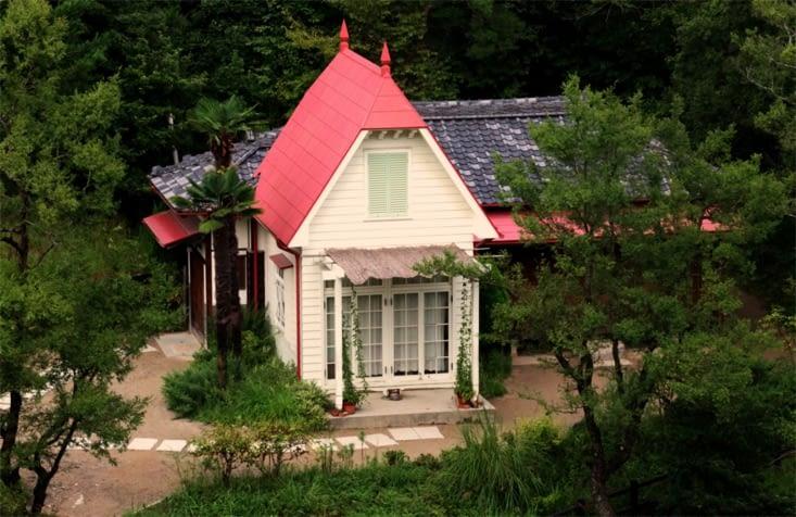 La maison de Satsuki et Mei