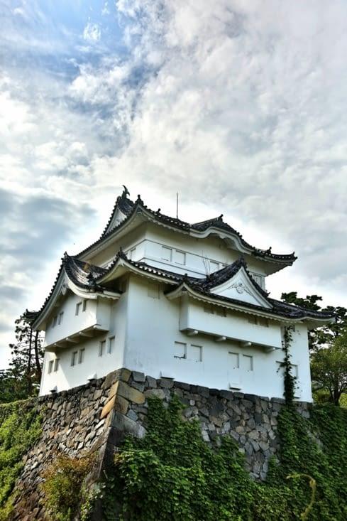 Tour de garde du château