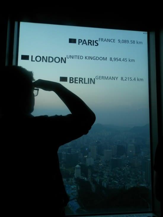 Je vois que tout va bien à Paris