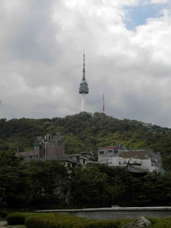 La N Seoul Tower