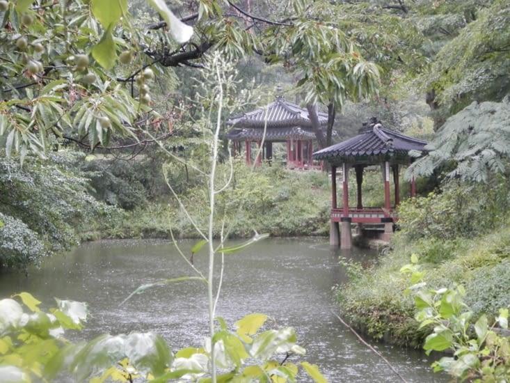 Une autre partie du Biwon