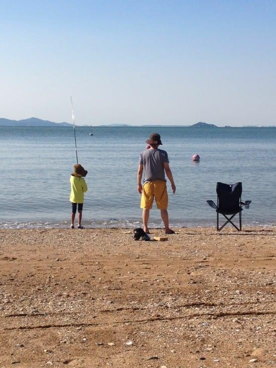 La pêche se fait à tout âge